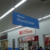 Photo taken at Walmart Supercenter by Darren F. on 6/9/2012