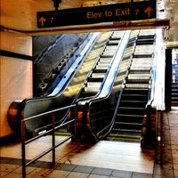 Photo taken at MTA Subway - Court Square (E/G/M/7) by George B. on 6/15/2012
