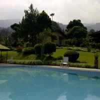Photo taken at Villa Ciburial by Arifdani N. on 7/28/2012