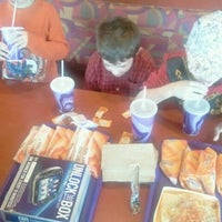 Photo taken at Taco Bell by Jenna M. on 2/25/2012
