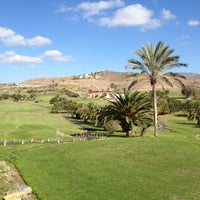 Photo taken at Salobre Golf by Marco M. on 2/25/2012