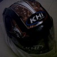Photo taken at Kedai motosikal sin hoong hin by Azril Syazrin W. on 8/23/2012