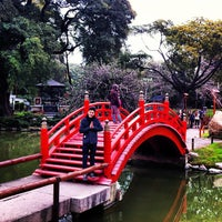 Foto tirada no(a) Jardín Japonés por Claudio S. em 8/6/2012