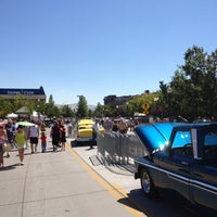 Photo taken at Victorian Square by Ron F. on 8/11/2012