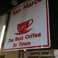 Photo taken at Cafe San Marco by Jason W. on 8/9/2012