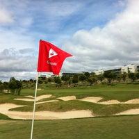 Photo taken at Golf Santander by Eduardo G. on 4/23/2012