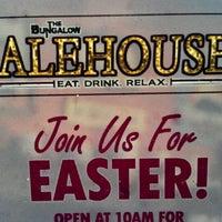Photo taken at The Bungalow Alehouse by Carolina V. on 4/5/2012