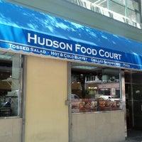 Photo taken at Hudson Food Court by David B. on 7/18/2012
