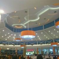 Photo taken at Patio de Comidas Mall Plaza Norte by Don Israel Arcos on 3/26/2012