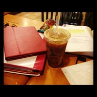 Photo taken at Caribou Coffee by Danyelle P. on 3/21/2012