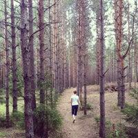 Photo taken at Белобородово by Karas T. on 8/5/2012