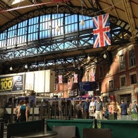 Photo taken at London Victoria Railway Station (VIC) by Christer C. on 7/23/2012