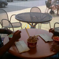 Photo taken at Cold Stone Creamery by Shonda S. on 7/1/2012
