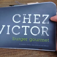 รูปภาพถ่ายที่ Chez Victor โดย Tony F. เมื่อ 7/12/2012