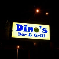 Photo taken at Dino's Bar & Grill by Ken on 2/9/2012