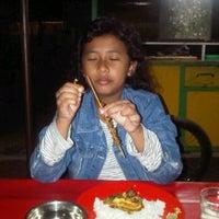 Photo taken at Ayam goreng puri by Endi R. on 7/14/2012