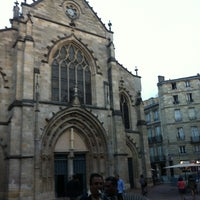 Photo taken at Place Saint-Pierre by Sergio D on 9/4/2012