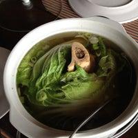 Photo taken at La Trobada Restaurant by Ivory A. on 8/26/2012