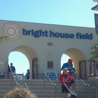 Photo taken at Spectrum Field by anna b. on 3/8/2012