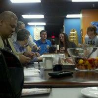 Photo taken at Mocha Vida Cafe by Deserie V. on 2/16/2012