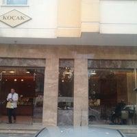 4/20/2012 tarihinde Burak K.ziyaretçi tarafından Koçak Baklava'de çekilen fotoğraf