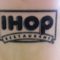 Photo taken at IHOP by Michael W. on 7/22/2012