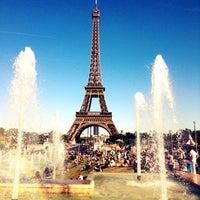 Foto tirada no(a) Restaurant 58 Tour Eiffel por Sylvia em 8/11/2012