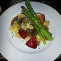 Photo taken at Pasta Tree Restaurant & Wine Bar by Suzzette M. on 2/18/2012