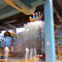 Photo taken at Splashers of the South Seas by Brent S. on 5/18/2012