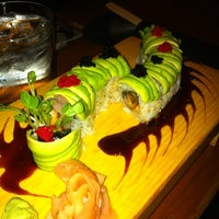 Photo taken at Sushi Wabi by Kevin C. on 3/31/2012