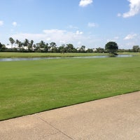 Photo taken at BallenIsles Country Club by Maeghan C. on 4/2/2012