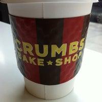 Photo taken at Crumbs Bake Shop by carolynn c. on 6/8/2012