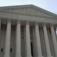 Photo taken at Supreme Court of the United States by Allan K. on 4/30/2012