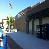 Photo taken at Walmart Supercenter by Scott F. on 4/12/2012