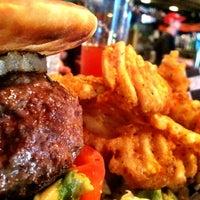 Photo taken at Abbey Burger Bistro by Alex📷 on 8/16/2012