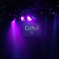 Photo taken at Capital Disco by Matheus M. on 6/30/2012