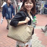 Photo taken at Ladies' Market 女人街 by Kade T. on 4/18/2012