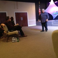 Photo taken at Wellspring Church by Henry C. on 4/20/2012