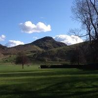 3/5/2012 tarihinde Gary M.ziyaretçi tarafından Holyrood Park'de çekilen fotoğraf
