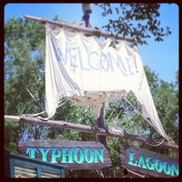 Photo taken at Disney's Typhoon Lagoon Water Park by Jesse S. on 5/21/2012