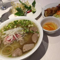 Photo taken at Vancouver Vietnamese Restaurant by Donna E. on 5/21/2012