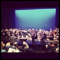 Photo taken at Atlas Performing Arts Center by John T. on 5/13/2012