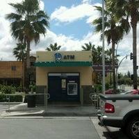 Photo taken at EECU ATM by David J. F. on 4/1/2012