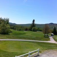 Photo taken at Mount Snow Golf Club by Dan G. on 5/18/2012