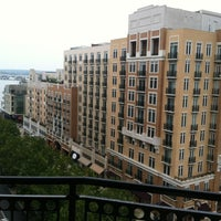 Photo taken at Wyndham Vacation Resorts at National Harbor by Vernon M. on 7/9/2012