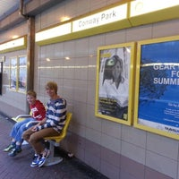 Photo taken at Conway Park Railway Station (CNP) by Glyn G. on 8/30/2012