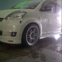 Photo taken at KK Coating Specialist & Detailing Center by Wak Faisal A. on 8/4/2012