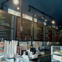 Photo taken at Ripple Bagel & Deli by Paul-Michael M. on 4/1/2012
