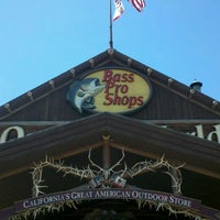 Photo taken at Bass Pro Shops by James C. on 7/8/2012