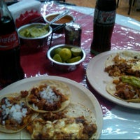 Photo taken at Las Gringas Taqueria by ANABEL C. on 3/4/2012